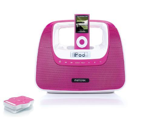 Memorex wprowadza produkty audio dla kobiet