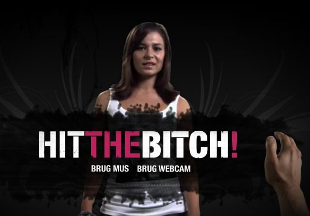 Hit the bitch czyli duńska gra przeciw przemocy