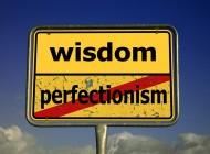 Żótłe światło dla perfekcjonizmu