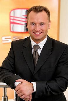 SEAT_Krzysztof_Tkaczyk, Fot. Iberia Motor Company SA
