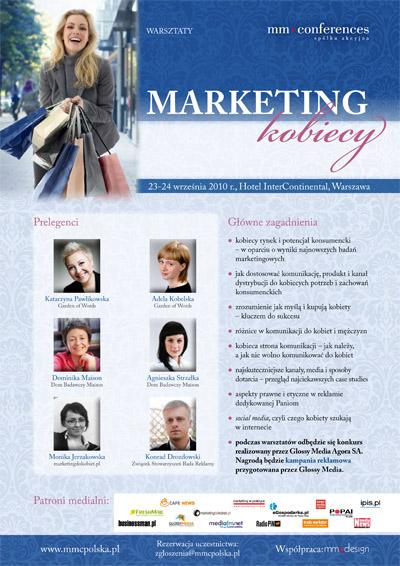 Warsztaty Marketing Kobiecy