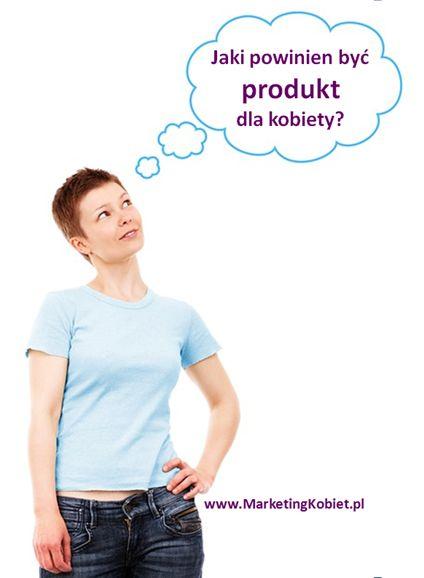 Produkt dla kobiety