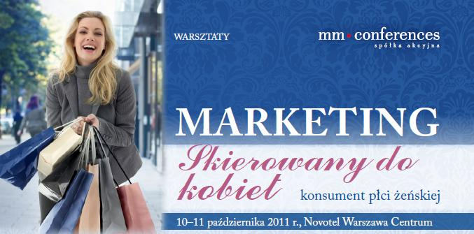 ulotka marketing do kobiet 2011