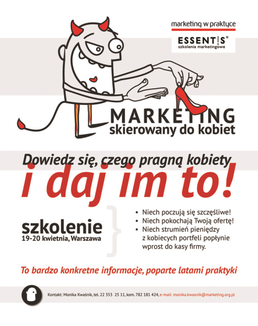 Marketing skierowany do kobiet